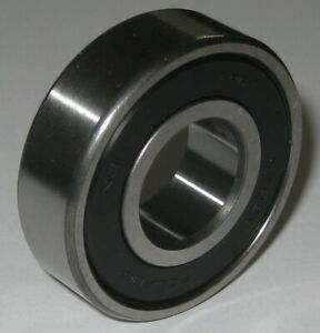 NSK 6203V Deep Groove Single Row Ball Sealed Bearing - 40 mm OD - 17 mm ID
