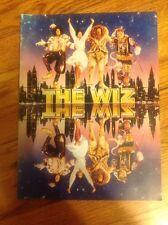 """Michael Jackson """"The Wiz""""  Movie Program From 1978 (w/Diana Ross & Pryor)"""