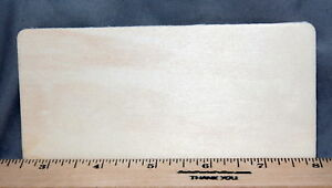 Rectangle-Sign-5-3-8-034-New-Unfinished-Wood-Craft-Made-in-USA-Hang-or-Mount