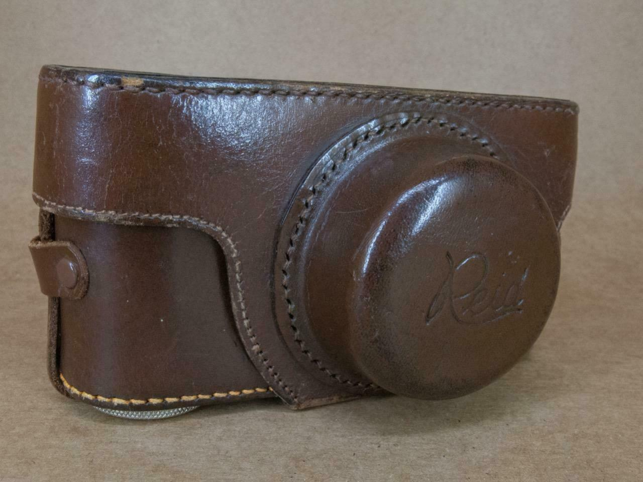 Genuine Reid Leather Ever-Ready Case also fit Leica