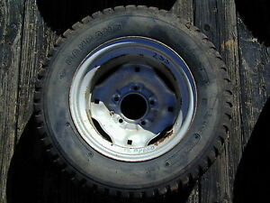 233-Toro-312-Hydro-Wheel-Horse-Riding-Lawn-Mower-Rear-Tire-Wheel-23-x-9-50-12