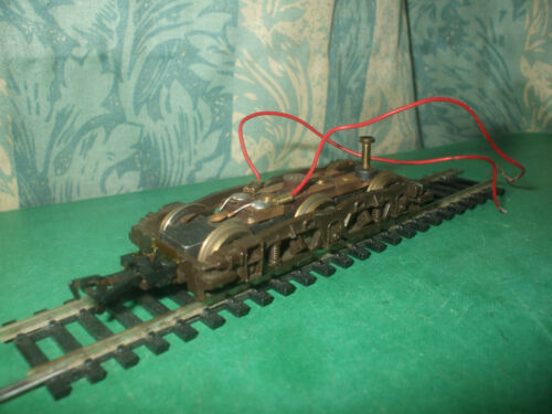 AIRFIX BR CLASS 31 BROWN NON POWERED BOGIE ONLY