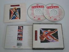 TINA TURNER/TINA LIVE IN EUROPE(CAPITOL RECORDS-CDS 7 90126 2)2XCD ALBUM