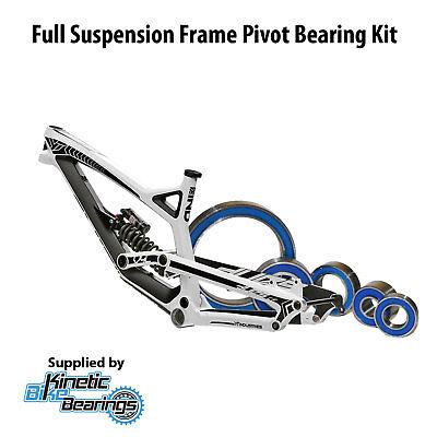 YT Industries Frame Pivot /& Headset Bearings Kits MTB/'s Capra, Jeffsy /& Tues