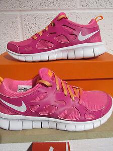 the latest 139a2 1e522 Nike Free Run 2 (Gs) Basket Course 477701 603 Baskets | eBay