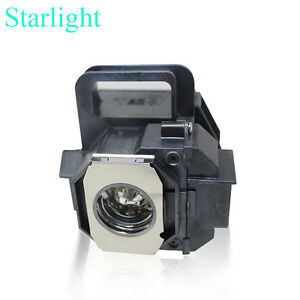 Projector Replacement Lamp w/Housing for EPSON Powerlite Home ...