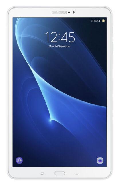 """Samsung Galaxy Tab A, 10.1"""" , 16GB WiFi White 1.6Ghz Octa Core, 2 GB Ram SM-T580"""
