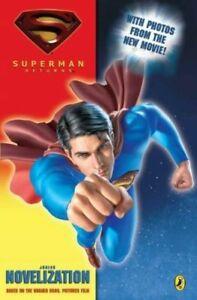 Very-Good-034-Superman-Returns-034-Novelization-Dc-Comics-Book
