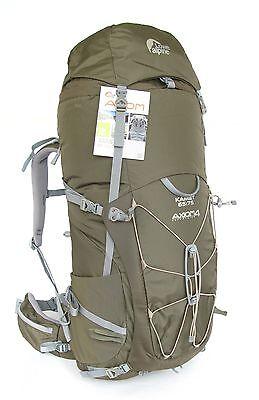 LOWE ALPINE backpack KAMET 65:75, Axiom 4 back, NEW 2015,FREE worldwide shipping