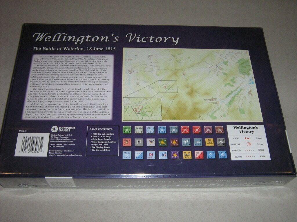 Wellington's Wellington's Wellington's Victory: The Battle of Waterloo, 18 June 1815 (New) 155df4