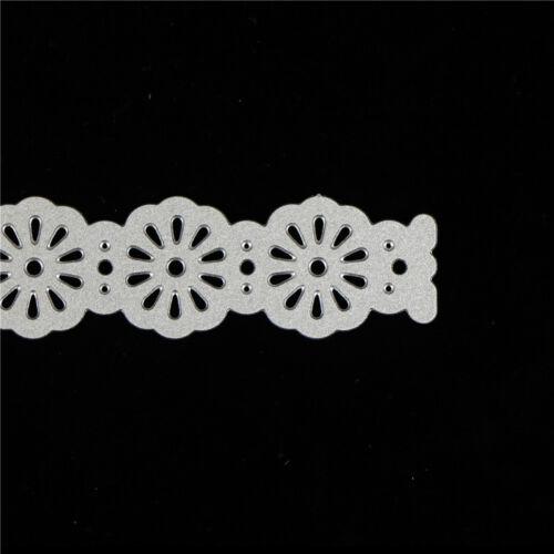 Border lace customed Metal Cutting Dies DIY Scrapbooking Photo Album CraftsFBDC