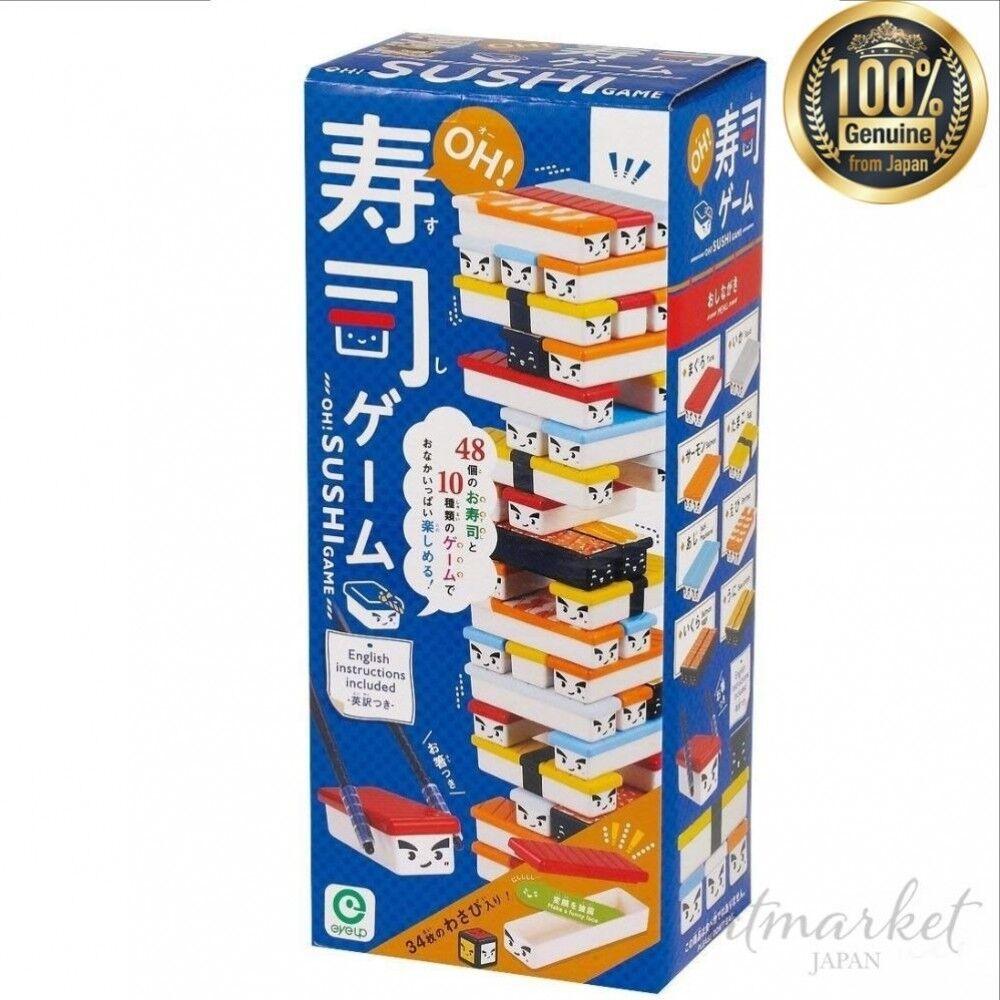 Nuovo Oh  Sushi Gioco Giocattolo Autentico da Giappone