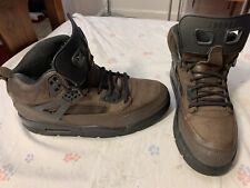 907d317d375799 item 6 NIKE AIR JORDAN WINTERIZED SPIZIKE BOOTS DARK CINDER BROWN SZ 8.5   375356-201  -NIKE AIR JORDAN WINTERIZED SPIZIKE BOOTS DARK CINDER BROWN SZ  8.5 ...