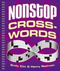 Nonstop Crosswords by Musician, Emily Cox (Spiral bound)