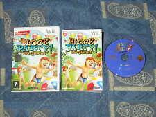 WII : BLOCK PARTY : 20 GIOCHI - Completo, ITA ! Fino a 4 giocatori! Comp. Wii U