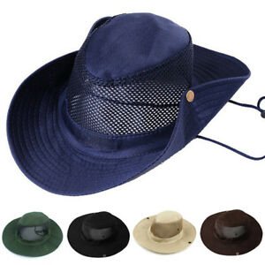 fd44e15f110 Image is loading Fashion-Fisherman-Hat-Cap-Sunscreen-Holiday-Outdoor-Beach-