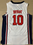 Throwback-1992-USA-Kobe-Bryant-10-Basketball-Jerseys-Stitched-Kobe-Jerseys thumbnail 2