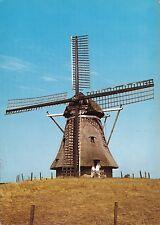 Ameland , Molen de Phoenix , Ansichtskarte, gel.