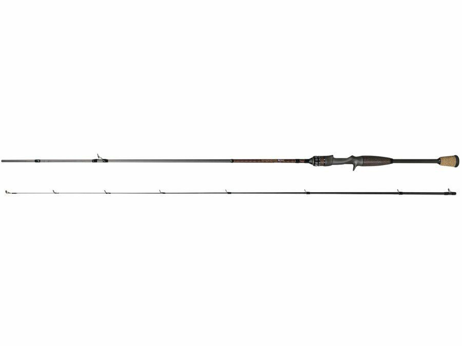 NEW 2018  Dragon PRO GUIDE X Cast 1,98m / casting canne pour la perche