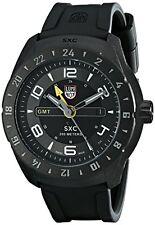 Luminox Men's 5021 SXC PC Carbon GMT Analog Display Analog Quartz Black Watch