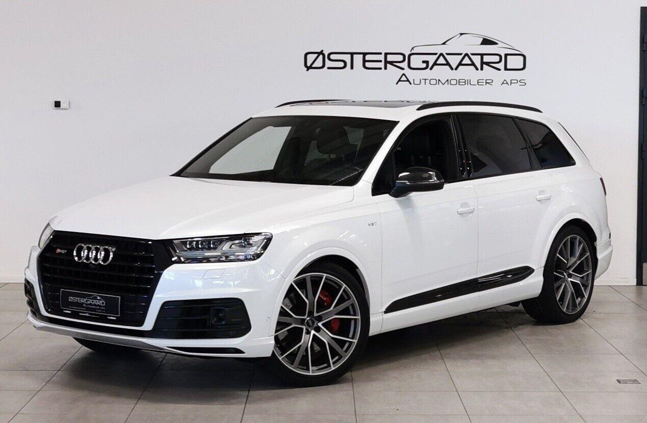 Audi SQ7 4,0 TDi quattro Tiptr. 7prs 5d - 1.339.900 kr.