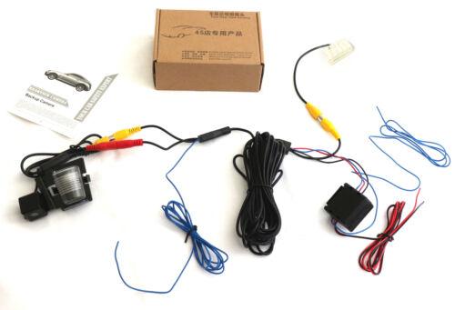 Original Screen Car Rear View Camera For Jeep Wrangler//Rubico Sahara//Unlimited