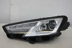 Genuine-Audi-A4-B9-8W-LED-Faro-de-xenon-izquierda-2015-ON-P-N-8W0941005A