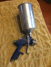 Jet RP Limited Edition Sapphire Paint Spray Gun 1.3 Used Works Great