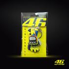 VR46 Valentino Rossi Keychain Signature Glove Design VR46 Motogp Keyring 3D PVC