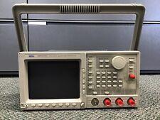 Tektronix Sony Awg2021 Programmable Arbitrary Waveform Generator Option 02 09