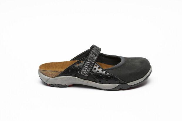 Zapatos de Cuero Cuero Cuero Naot registro Mujeres Zuecos Resbalón en Comodidad Sandalias Cuña Diapositivas Nuevo  gran descuento
