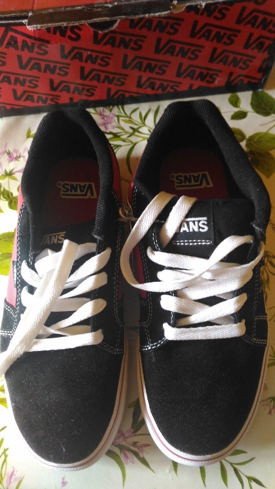 VANS WIDOW VULC uomo SKATEBOARDING scarpe Dimensione US 7 BRAND NEW | Imballaggio elegante e stabile  | Uomini/Donna Scarpa
