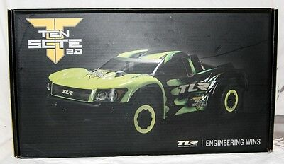 LOSI SCTE TEN 2.0 Short Course 4WD TLR03000