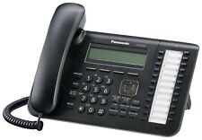 Panasonic KX-DT543 Phone Black Digital 3-line LCD with Backlight 24 CO Key