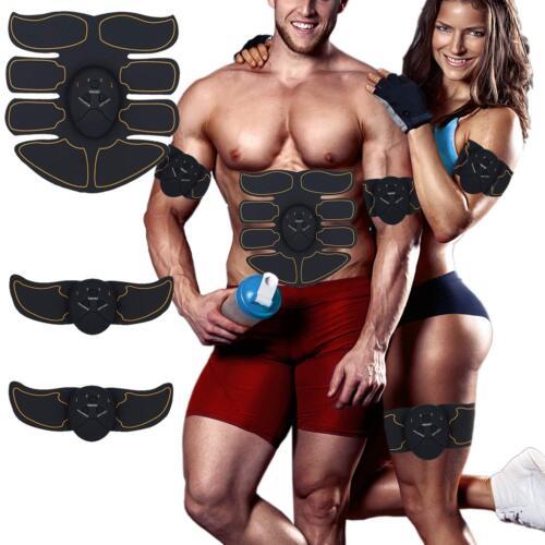 Massagegerät Sixpack Fitness Bauchmuskeltrainer Delight EMS Muskelstimulation
