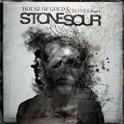 House Of Gold & Bones Part One - Stone Sour (2012, CD NEUF) Explicit