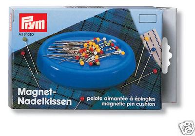Prym Magnet-Nadelkissen für griffbereite Stecknadeln 611330