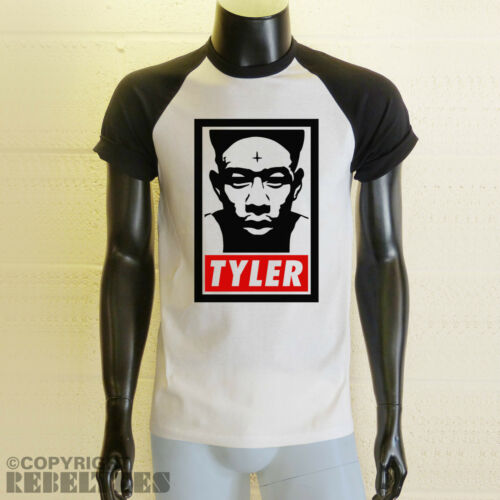 Tyler The Creator T-SHIRT Baseball style long or short sleeved ODD FUTURE