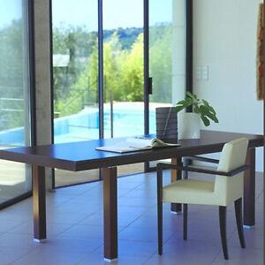 LIGNE ROSET Fashion Dining Table - Dark Brown   eBay