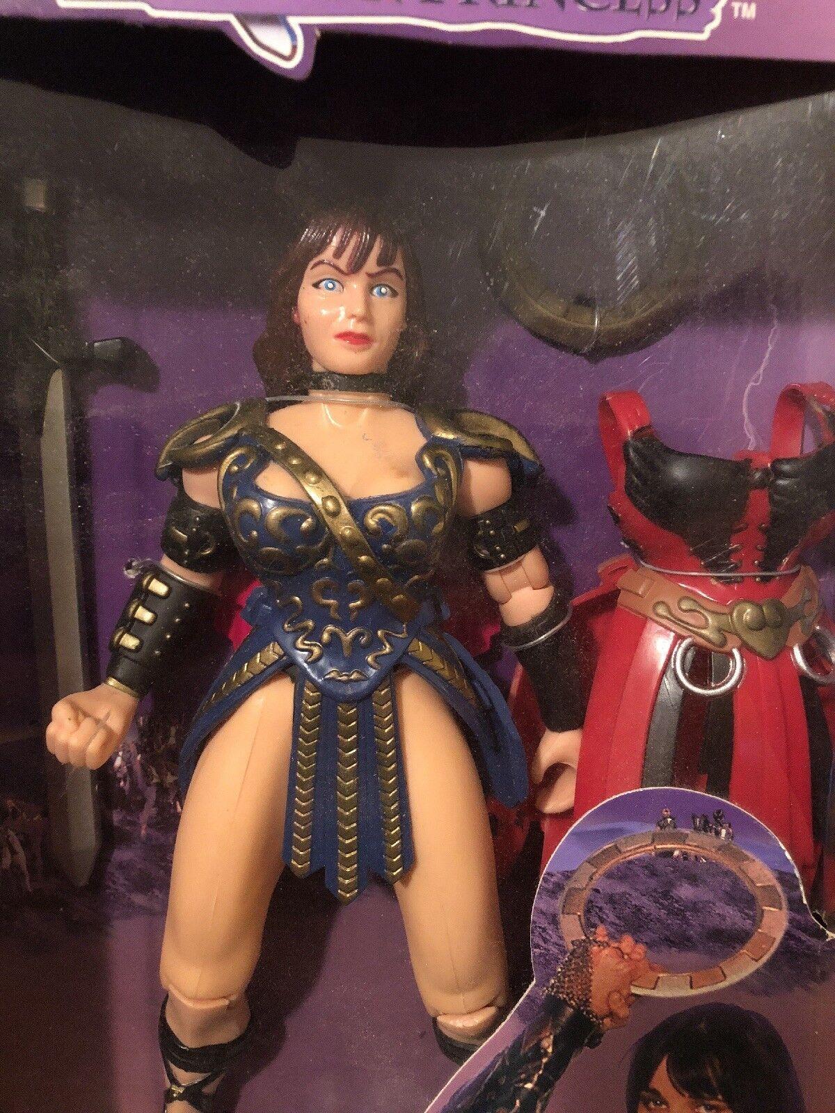 Xena Xena Xena Warrior Princess Action Figure 8eb7ba