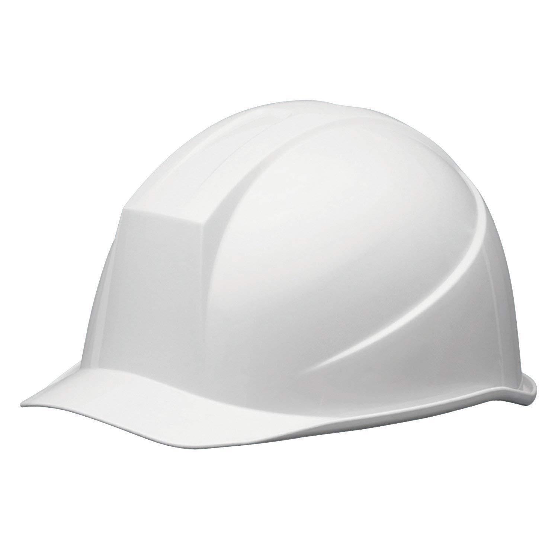 Midori Anzen Safety Hard Hat for Construction Electrical Work Helmet White Japan