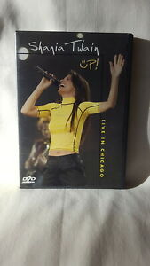 Shania-Twain-Up-live-In-CHICAGO-Concert-Country-Music-2003-Hits-DVD