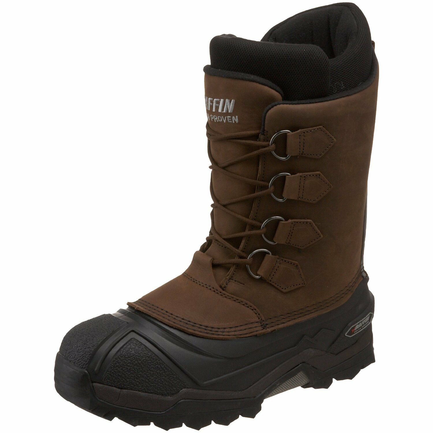 Baffin Winter Boots Control Max - Bark - Waterproof - 7100-1364- Bis -70°C