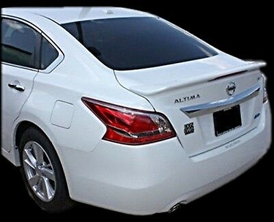 Trunk Spoiler for Nissan Altima 4dr 2013 2014 2015
