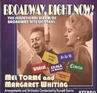 Broadway Right Now von Mel Torme (2014)