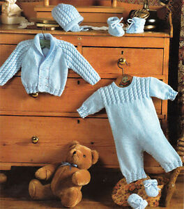 Baby Boy Jacket Romper Suit Hat Boots Amp Mittens On One