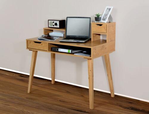 Schreibtisch Sekretär Bürotisch 1194 verschiedenen Farben mit massiven Füßen