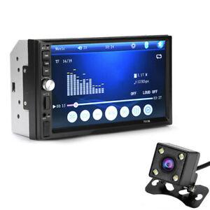Android-8-1-doble-2-DIN-7-034-Car-FM-reproductor-de-MP5-Pantalla-Tactil-Estereo-Radio-Bluetooth