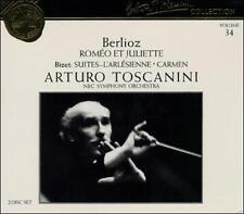 Berlioz: Romeo et Juliette (Dramatic Symphony - Complete)/Bizet: Carmen and L'A