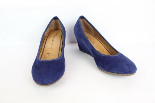 Tamaris en suᄄᆭdᄄᆭ bleu 38Uk ᄄᆭtat cuir bon T trᄄᄄs 5 54LAjR